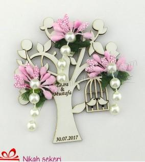 İncili Ağaç Nikah Şekeri