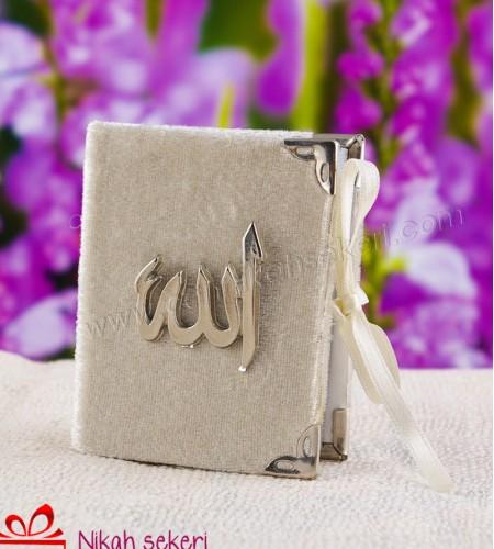 Allah Yazılı Kitap Kutu