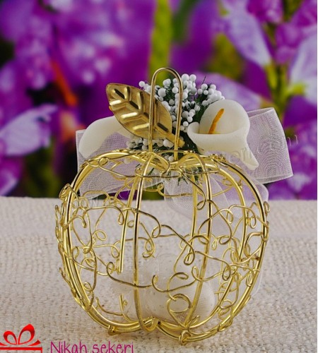 Altın Elma Nikah Şekeri MT135