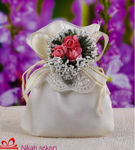 Çiçekli Lavanta Kesesi