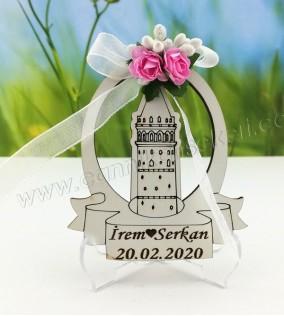 Ahşap Kız Kulesi Nikah Şekeri