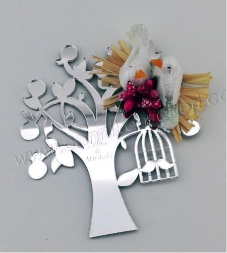 Ayna Ağaç Nikah Şekeri AP11