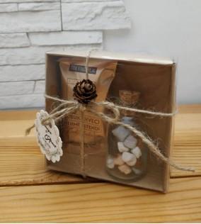 Kahveli ve Çikolatalı Kutu DG115