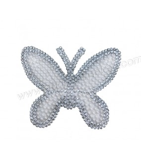 Ütü İle Yapışan Kelebek 18'li