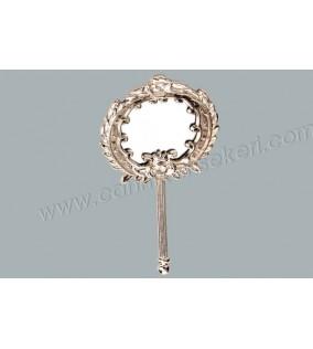 Ayna Klasik Gümüş