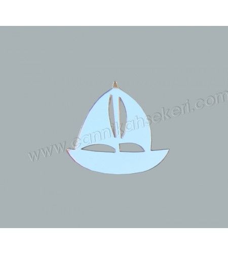 Ayna Pleksi Yelkenli Gemi 20'li