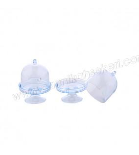 Cup Kek Kutu Modeli Mavi
