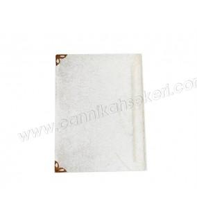 Yasin Kitap Büyük Boy 12*17 Cm Beyaz Renkli