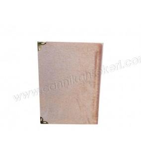 Yasin Kitap Küçük Boy 7*10 Cm Pudra Renkli