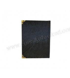 Yasin Kitap Küçük Boy 7*10 Cm Siyah Renkli