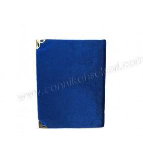 Yasin Kitap Orta Boy 10*14 Cm Saks Mavi Renkli