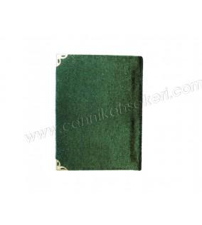 Yasin Kitap Orta Boy 10*14 Cm Yeşil Renkli