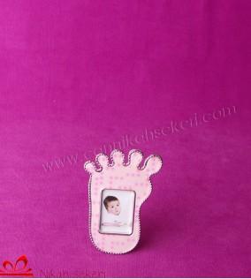 Ayak Çerçeve Bebek Şekeri BS1