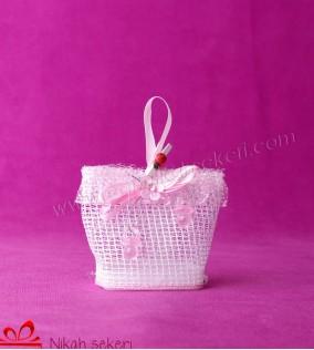 Çanta Bebek Şekeri BS4