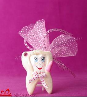 Diş Çerçeve Bebek Şekeri BS18