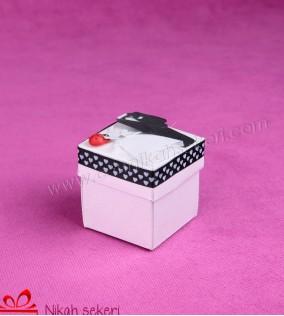 Karton Kutu Nikah Şekeri KT1