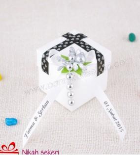 Çiçek Topu Kutu Şeker