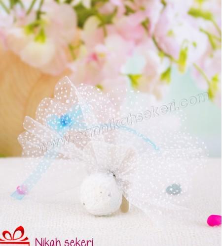 Çiçek Topu Diş Bebek Şekeri