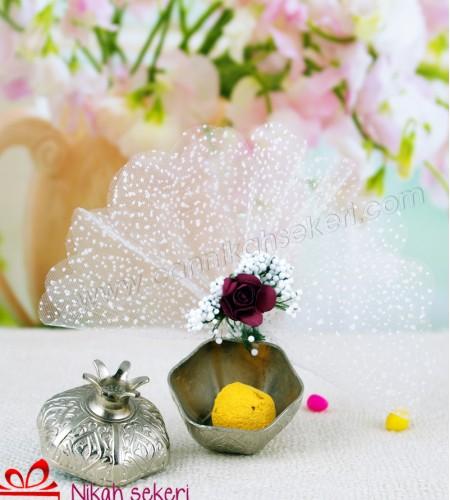 Çiçek Topu Metal Nar